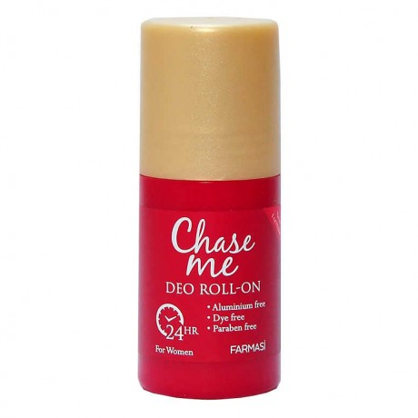 Chase Me Deo Roll-On For Women 50 ML