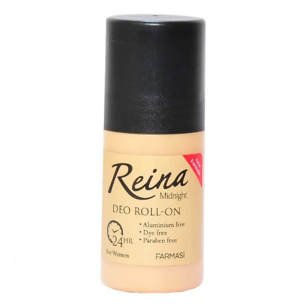Reina Midnight Deo Roll-On For Women 50 ML