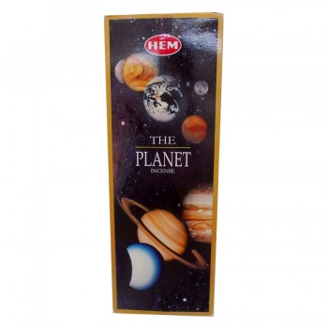Gezegen 20 Çubuk Tütsü - The Planet